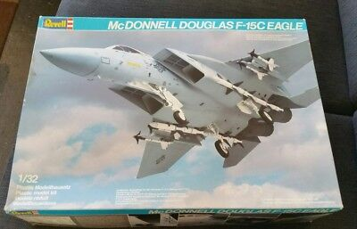 Revell 1:32 McDonnel Douglas F15-C Eagle in OVP