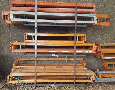 DEXION Compatible Open or Closed Keylock Beams ǀ VARIETY OF SIZES ǀ Racking