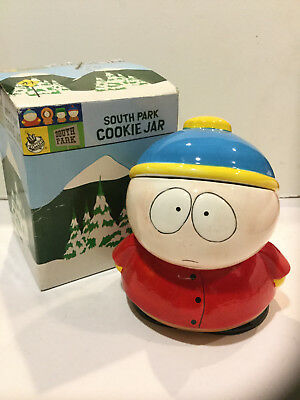 South Park Cookie Jar Eric Cartman NEVER USED