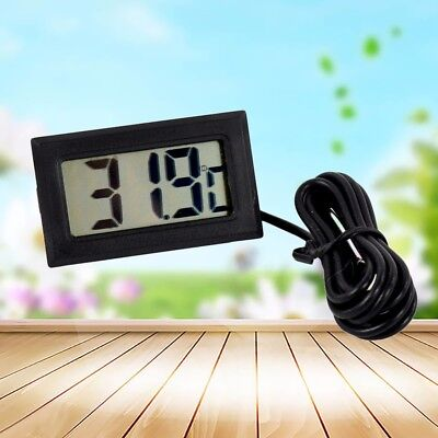 Digital LCD Probe Fridge Freezer Thermometer Thermograph Refrigerator -50~ 110 D