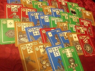 From India with Love Lenormand Deck  ( tarot, fortune telling, oracle, cards )
