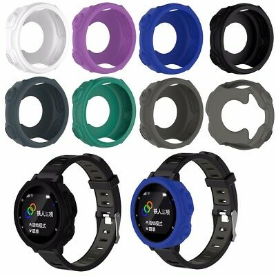 Silicone Wristband Cover Case Guard For Garmin Forerunner 235 735XT GPS Watch