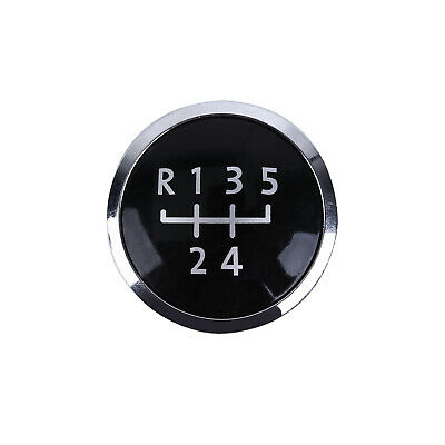 Car Gear Knob Emblem Badge Cap For VW Transporter T5 T5.1 GP Replacement