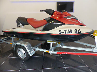 Jetski  SeaDoo GTX Limited 215 PS 3-Sitzer Langversion mit Trailer !