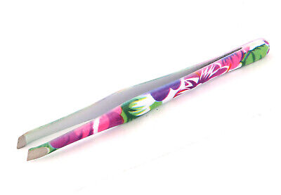 Forgica Professional Stainless Steel Paper Coated Tweezers