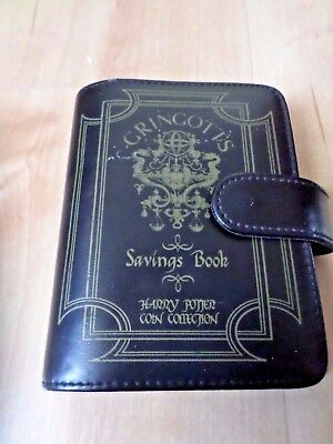 Gringotts Savings Book - Harry Potter Coin Collection 22  Coin   2001   ASDA