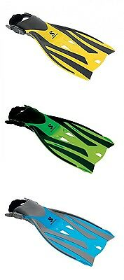 Scubapro Snorkel Plus Snorkel Fins for Kids Size S-XL Various Colours
