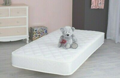 Quilted Memory Sprung Mattress Single Double King 4ft 3/4 and Shorty Cooltouch