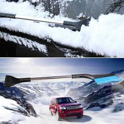 Large Auto Vehicle Winter Snow Ice Scraper Snow Brush Shovel Removal Brush·NEW