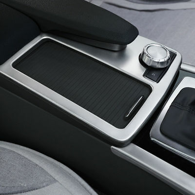 Water Cup Holder Frame Cover Trim For Mercedes Benz E class W212 Coupe 2010-2012