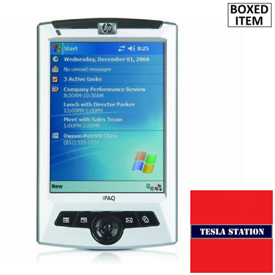 SPECIAL PRICE! HP iPAQ RZ1710 Pocket PC Windows Mobile PDA. BOXED.