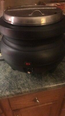Adcraft SK-500W 11.4 qt. Electric Soup Kettle VG Condition (see pictures)