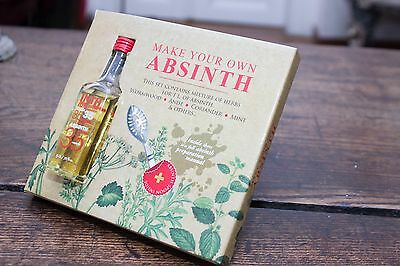 Make Your Own Absinthe Kit