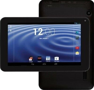 """RCA 7"""" Android Tablet Black 4.2.2 Jelly Bean, 8GB, Dual Core,Dual Camera,wifi"""