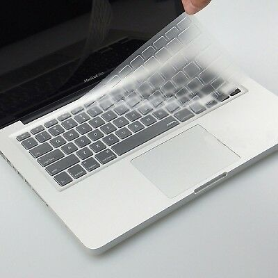 Couverture de clavier PC portable TPU souple Protecteur Housse MacBook Pro Air 1