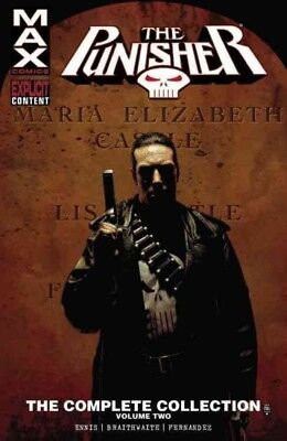 Punisher Max: The Complete Collection 2, Paperback by Ennis, Garth; Braithwai...