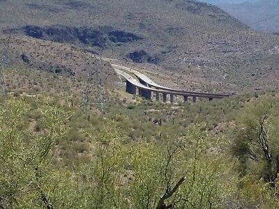 20 Acre Secluded  Land Right Off New I-11 Corridor Near Wikieup AZ- Downpayment
