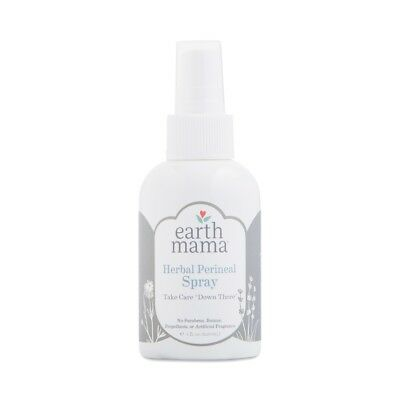 Earth Mama Angel Baby New Mamma Bottom Spray - 4 fl oz