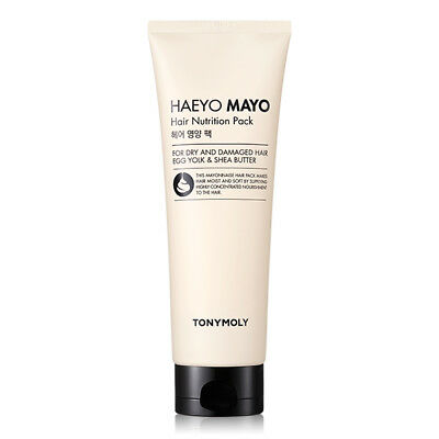 [TONYMOLY] Haeyo Mayo Hair Nutrition Pack 250ml