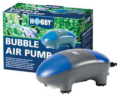 Hobby Bubble Air Pump 400 Luft pumpe für Aquarium von 200-400 Liter