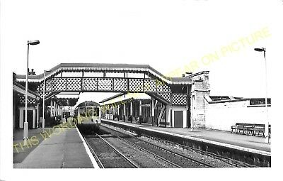 Worksop Railway Station Photo. Shireoaks - Checker House. Great Central Rly. (3)