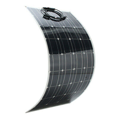 AUSTOCK Elfeland SP-39 12V 120W 1180*540mm Semi Flexible Solar Panel With 1.5m C