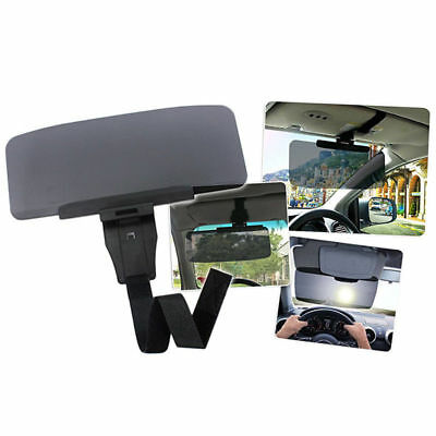 Car Protectable Shade Sun Visor Shield Extension Extend Driving Window Sunscreen