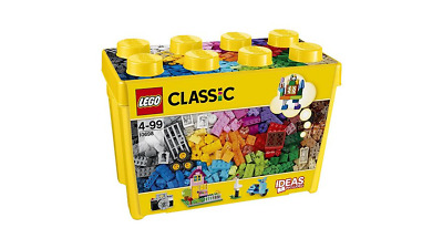 Lego Classic Large Creative Brick Box 10698