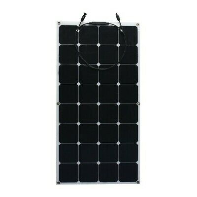 AUSTOCK 18V 100W Semi Flexible Monocrystalline Solar Panel Battery RV Photoelect
