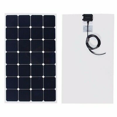 AUSTOCK 80W 12V 880mm x 540mm x 2.5mm Photovoltaic semi flexible Solar Panel Wit