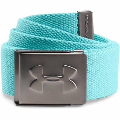 Under Armour Webbing Canvas Golf Belt R.R.P £29.99