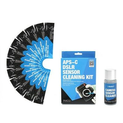 AUSTOCK VSGO DDR-16 Professional APS CCD/CMOS 12PCS Cleaning Swab Sensor Cleaner