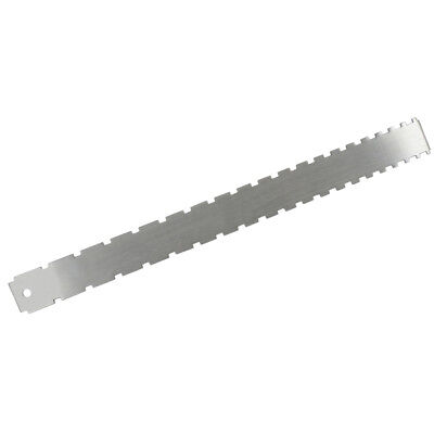Guitar Fretboard Neck Notched Straight Edge Luthier Tool Fretboard and Frets