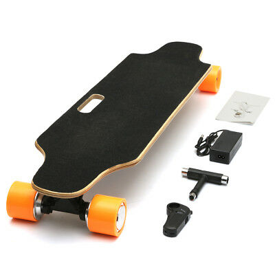 AUSTOCK Double Drive 500W 24V Electric Skate Board For Young People