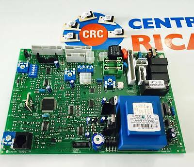 Motherboard Spare Parts Boilers Original Mts Group Code: Crc65101732