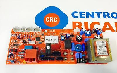 Kit Card Eve 05 Spare Parts Boilers Original Unical Code: Crc95630101