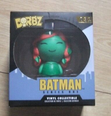 DORBZ Batman Series One Batman Robin Poison Ivy Joker Catwomen Action Figures