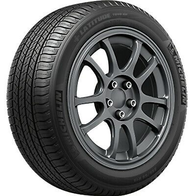 4 New Michelin Latitude Tour Hp - 225/65r17 Tires 65r 17 225 65 17