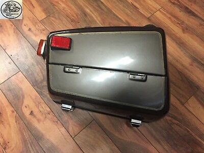 1983 Suzuki Gs1100 Gk Side Saddle Bag Oem 95550-49400