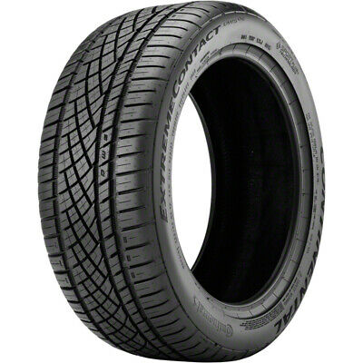 1 New Continental Extremecontact Dws06 - P275/30r20 Tires 30r 20 275 30 20