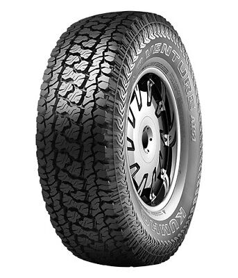 4 New Kumho Road Venture At51 - P265/65r18 Tires 65r 18 265 65 18