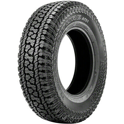 4 New Kumho Road Venture At51 - P255/70r18 Tires 70r 18 255 70 18