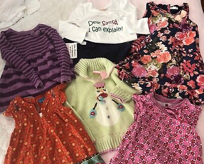 8d14928534fea BOUTIQUE TEA COLLECTION Girls Sz 4 6 Mixed Lot Clothing. Free Shipping