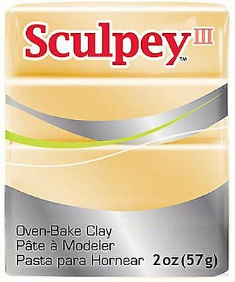 SCULPEY III - Polymer Clay - 57g - JEWELLERY GOLD