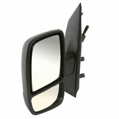 Peugeot Expert 2007-2015 Electric Powerfold Wing Mirror Twin Glass Drivers Side
