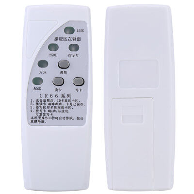 125KHz-500KHz Multi-Frequency RFID Card/Tags Reader/Writer/Duplicator EM4305
