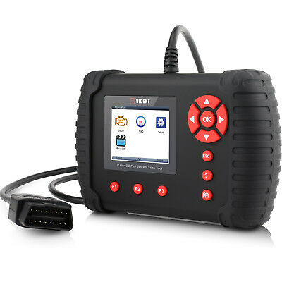 Vident iLink400 OBD ABS DPF A/T Full System Diagnostic Scanner +1 Free Software