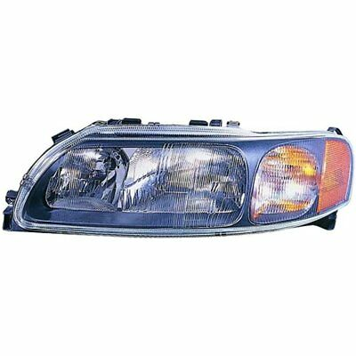 Headlight Assemblies Depo 373-1109L-ASN2 Volvo V70/XC70 Driver Side Replacement