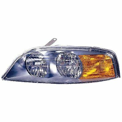 Side Marker Assemblies Depo 331-1185L-AS Lincoln LS Driver Replacement Headlight