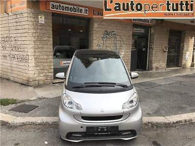 SMART fortwo 1000 52 kW MHD coupé Genius special edition